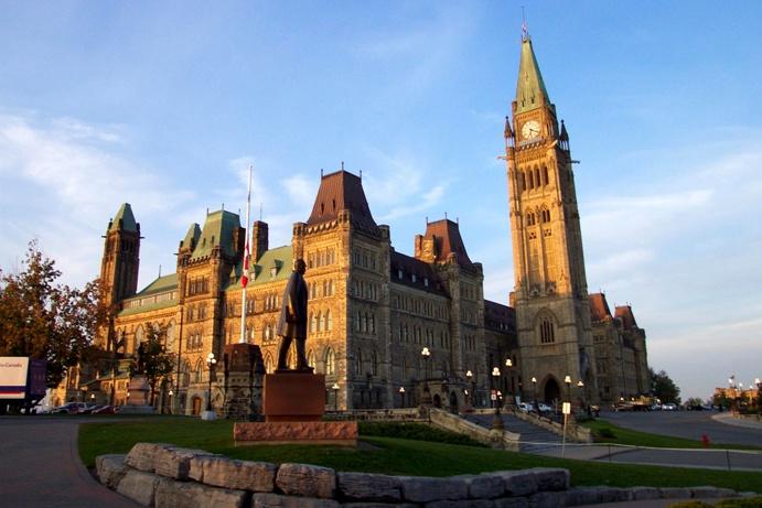 Parliament Hill view 2-Ottawa