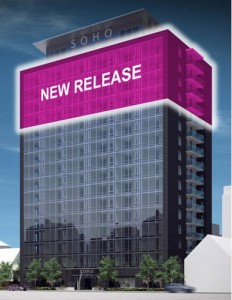 Soho Condominiums in Ottawa