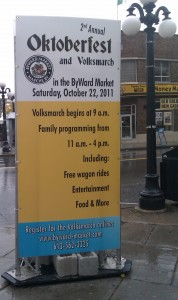 Oktoberfest family fun on Dalhousie in The ByWard Market
