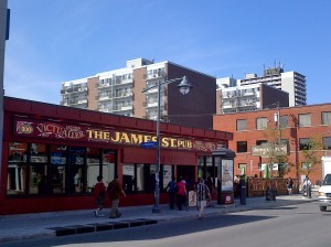 Located in the heart of Centretown