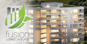 The Fusion development is part of a larger development by Claridge Condos