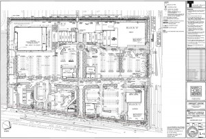 Findlay Creek Shopping Centre Plan