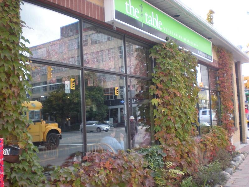 The Table - Restaurant Wellington West Ottawa