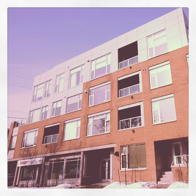235 Patterson Ave. in the Glebe