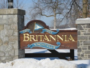 Explore the Britannia Yacht Club