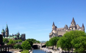 Ottawa's Downtown Neighbourhood
